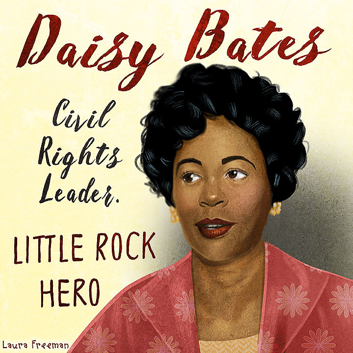 daisy bates Daisy bates by: gabriella marquez elizabeth joseph  name and birth date  daisy bates november 11, 1914 she died in 1999 what was their role in the march.