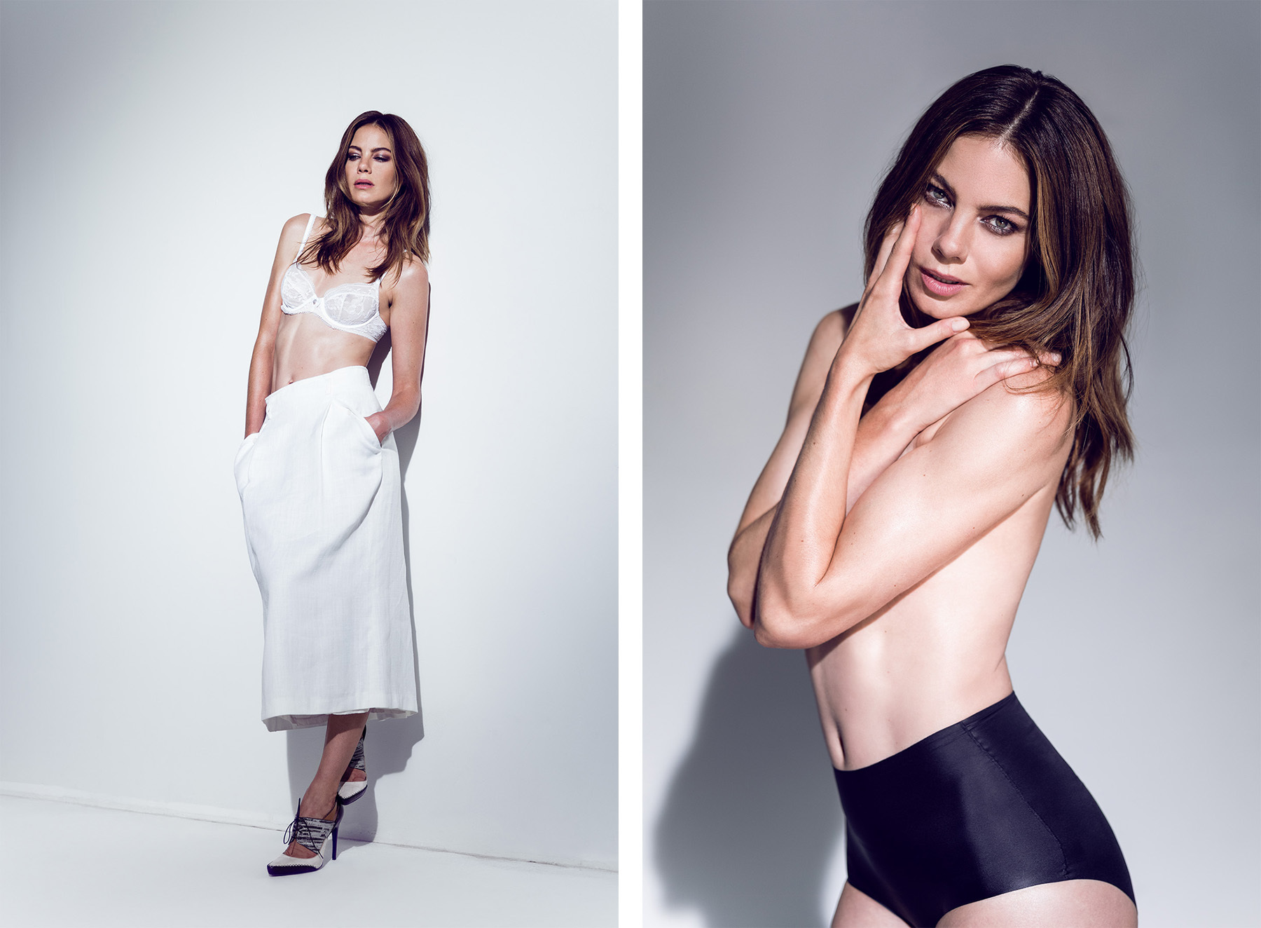 Michelle Monaghan for GQ Germany - Robert Wunsch
